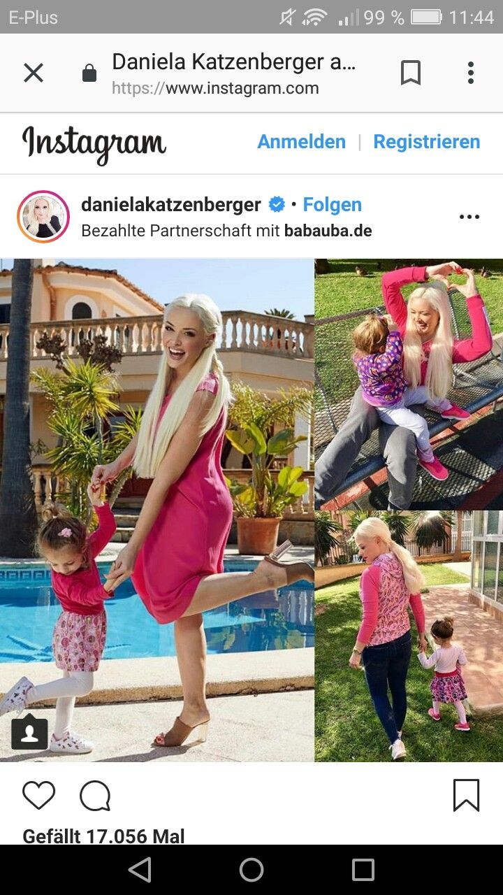 Pin On Daniela Katzenberger