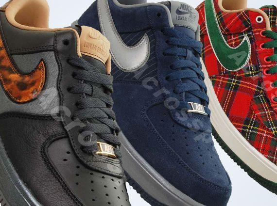 Nike Lunar Force 1 City Pack
