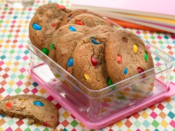 Back to School Treats: Yummy Slice-and-Bake Cookies