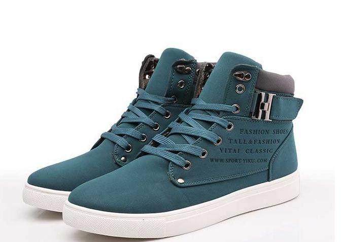 83f937b649 Sapatos masculinos 2016 Hot Sapatos Tenis Masculino moda masculina outono…