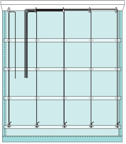 Realizar cortinas romanas | Guia de decoracion