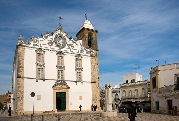 Olhao Portugal, where my dad is from