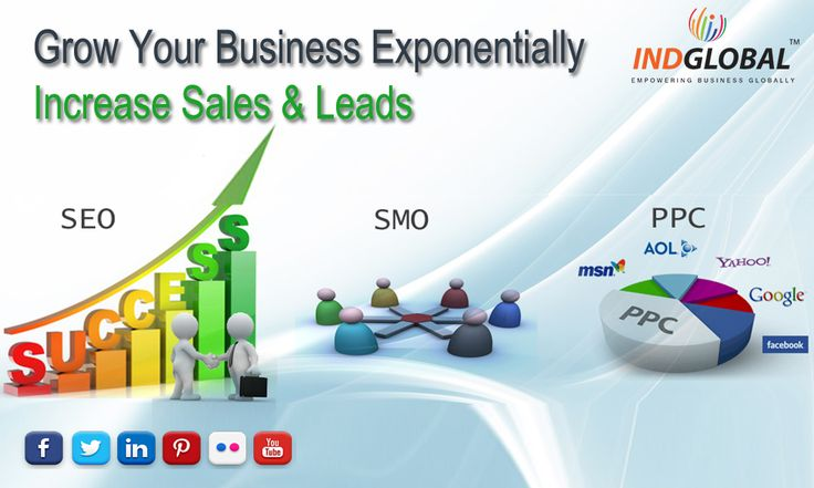 Grow Your Business Exponentially. Increase Sales & Leads For more detail…
