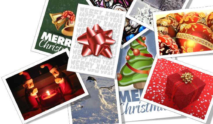 5 Great Reasons to use For Mail to send your Christmas Cards - goo.gl/V5VLHs