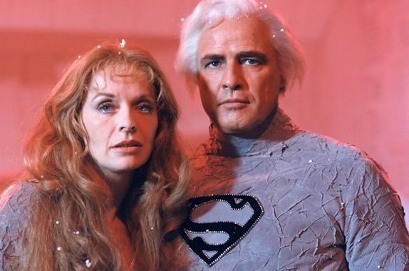 who played superman's mother | Susannah York (Original ...