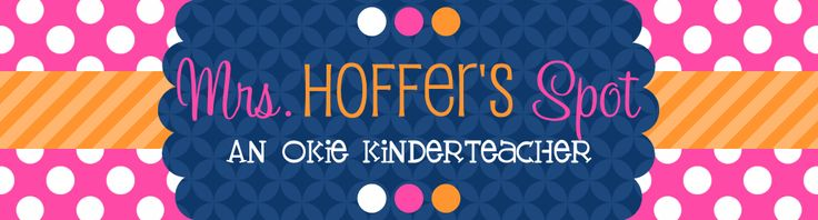 This is a great K blog- full of awesome ideas and activites!!