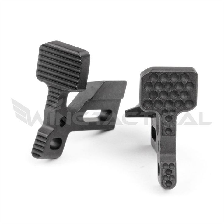 Wing Tactical - Forward Controls Design Augmented Bolt Catch / Release (ABC/R), $39.90 (https://www.wingtactical.com/firearm-parts/ar-15/lower-receiver-parts/lower-receiver-parts/forward-controls-design-augmented-bolt-catch-release-abc-r/)