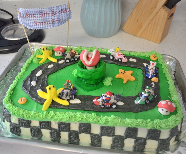 35 best Princess PeachMario Kart Birthday images on Pinterest
