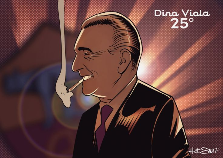 Roma Art: Dino by Hot Stuff