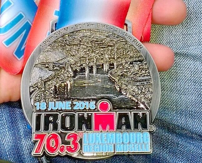 70.3 ironman Luxemburg 18.06.2016