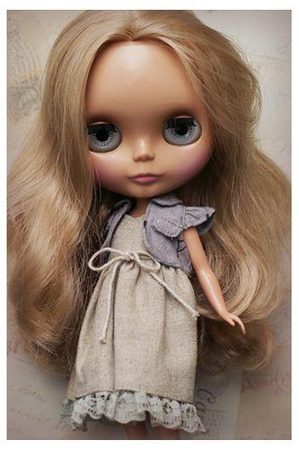 Blythe: um... love the outfit!