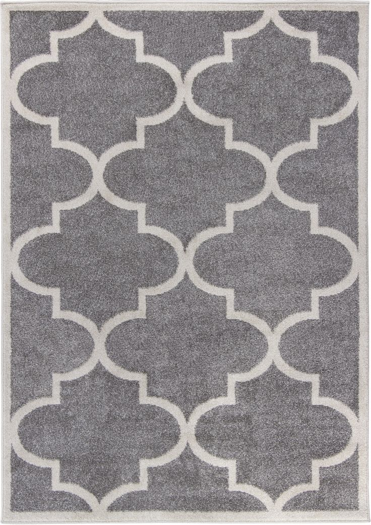 Dywan Carpet For You Talizman Grey