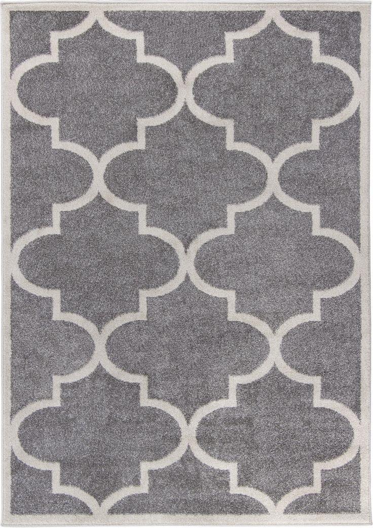 Dywan Carpet For You Talizman Grey