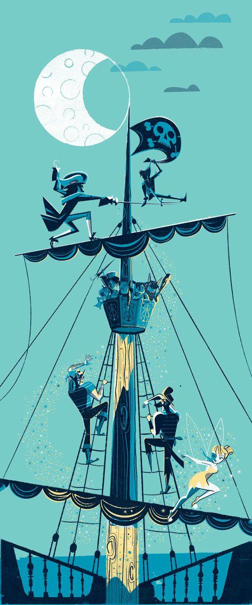 Peter Pan Hook - Scotty Reifsnyder