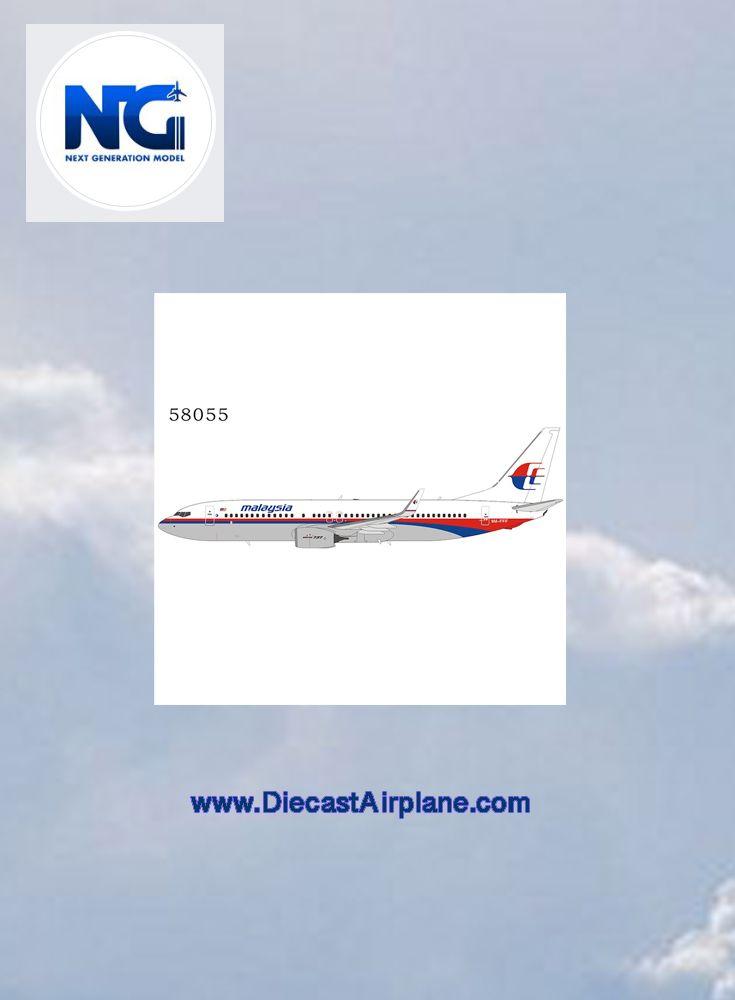 NG 1:400 737-800 Taiwan Air Force