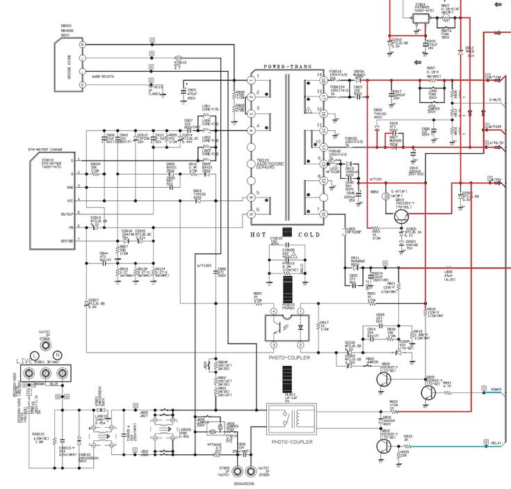 Electrical circuit diagram image by Guy Ross on switch