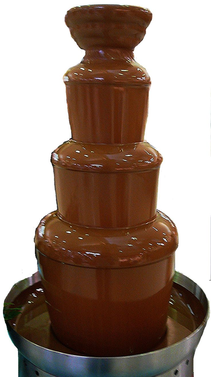 55 best Chocolate fountain!! images on Pinterest | Chocolate ...