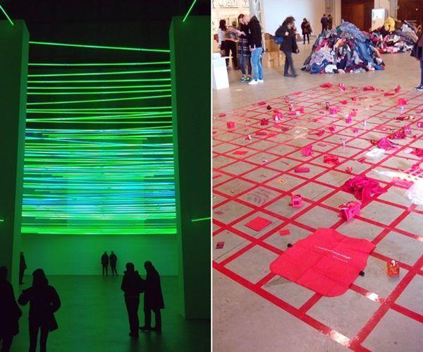 Le mostre di arte contemporanea da vedere a Milano tra Capodanno e l'Epifania 2018. Ecco la nostra carrellata con info, link e tante foto.
