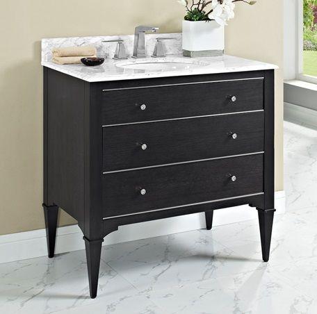 Fairmont Designs Bathroom Vanity E A on