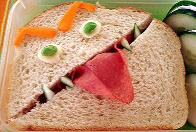 Monster Sandwich :)