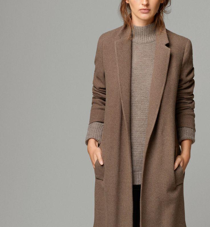 die besten 25 mantel mit g rtel ideen auf pinterest grauer mantel sommerm ntel und dameng rtel. Black Bedroom Furniture Sets. Home Design Ideas