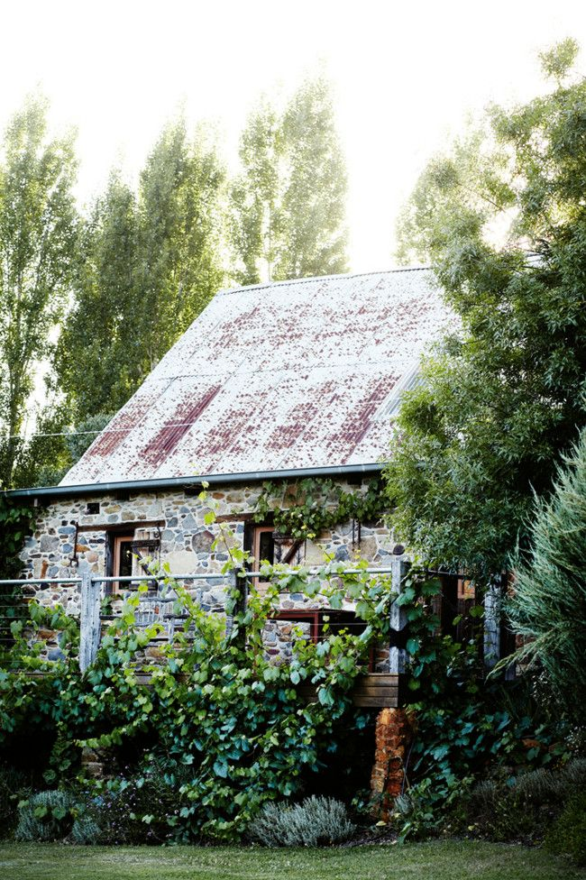 Country Style Bangalow - exterior
