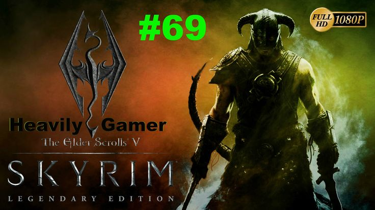 Elder Scrolls V: Skyrim Gameplay Walkthrough (Orc) Part 69:Blackreach/Le...