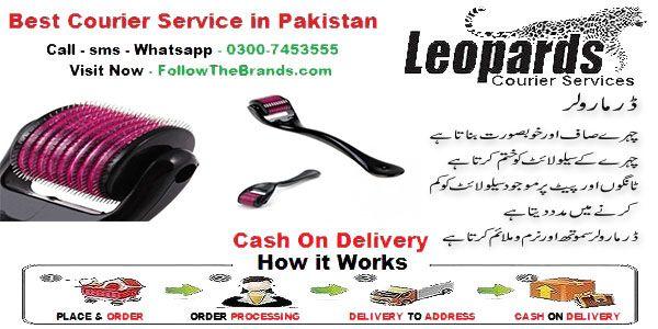 Derma Roller In Pakistan Derma Roller Price In Pakistan Followthebrands Com In 2020 Derma Roller Pakistan Azad Kashmir