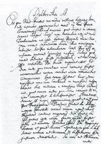 Jánošík  39 of the protocol from the trial with Juraj Jánošík. It is archived under the title Fassio Janosikiana, anno 1713 die 16 mensis Martii. Juraj Janosik imprisoned, judged and executed on Liptov. County court met on 16 and 17 March 1713 in St. Nicholas ( now Liptovsky Mikulas )