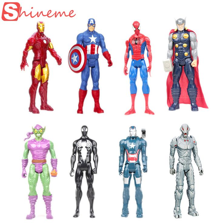 Action toy figures, Ironman, Captain America, Spiderman, Thor ++  $32.94 and FREE shipping  Get it here --> https://www.herouni.com/product/action-toy-figures-ironman-captain-america-spiderman-thor/  #superhero #geek #geekculture #marvel #dccomics #superman #batman #spiderman #ironman #deadpool #memes