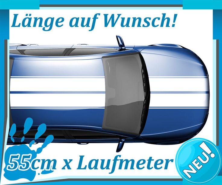 Viperstreifen Wunschlänge, Rennstreifen Aufkleber, Auto Rallye Streifen 2N009_6 in Auto & Motorrad: Teile, Auto-Tuning & -Styling, Aufkleber & Folien | eBay