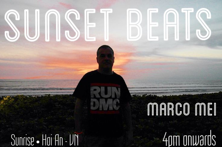 Sunset Beats • Hoi An