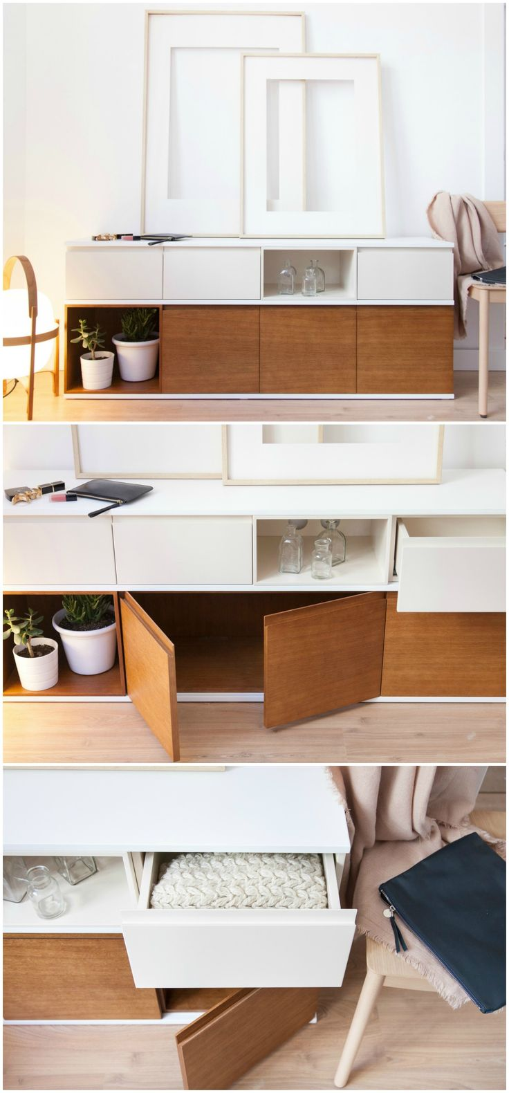 Las 25 mejores ideas sobre muebles minimalistas en - Muebles serafin la carlota ...