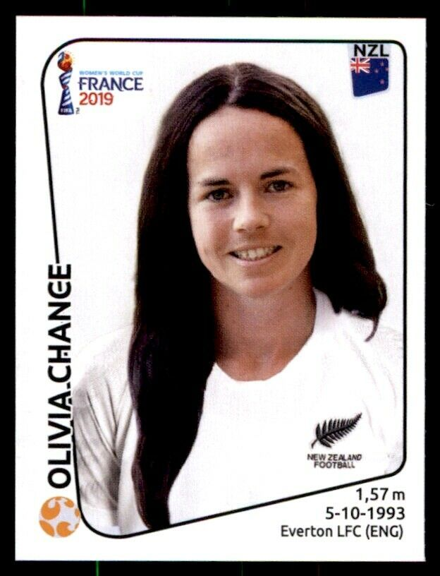 Panini Frauen WM 2019 Sticker 440 Taneekarn Dangda Thailand