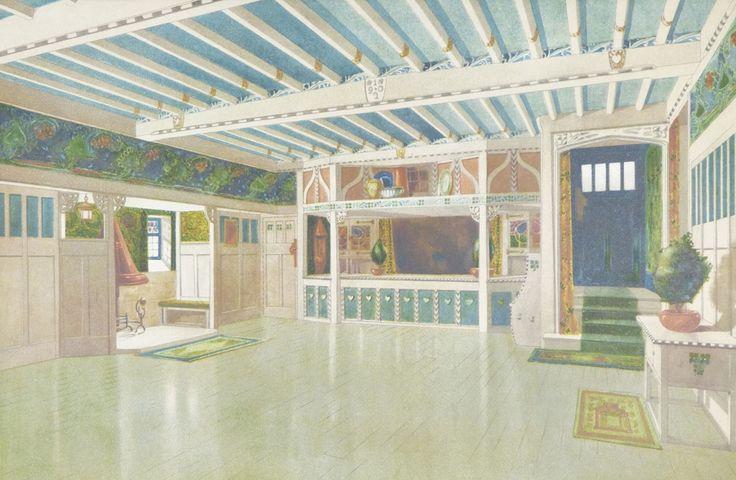 Inv. Maclachlan , Stuttgart | Julius Hoffmann Verlag | 1903 | Schola Graphidis Art Collection, Hungarian University Of Fine Arts - High School Of Visual Arts, Budapest | CC BY-SA