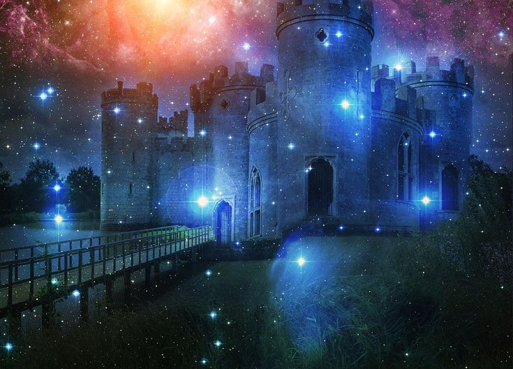 Castle & Starlight