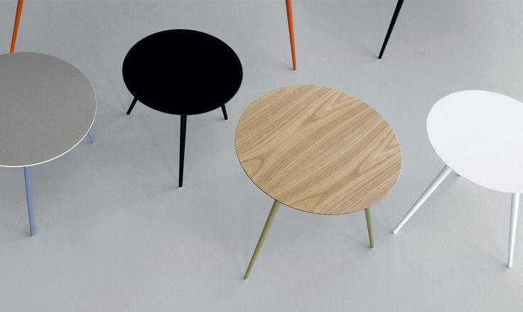 Collezione tavolini rotondi SP07 - Tavolini SPILLO  Webshop: www.extendoweb.com/prodotto/collezione-tavolini-rotondi/