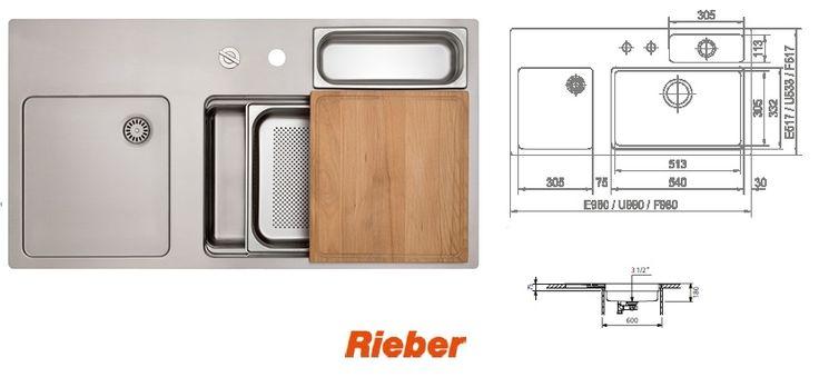 ber ideen zu ecksp le auf pinterest k chenarbeitsplattendekor pantry k che layouts. Black Bedroom Furniture Sets. Home Design Ideas