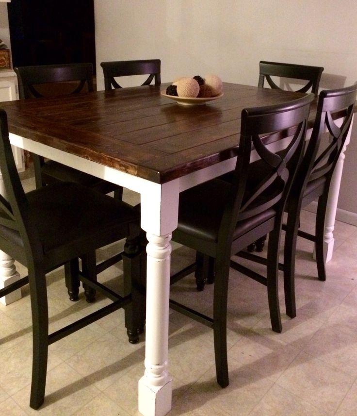 68 best outdoor diy plans images on pinterest free farmhouse dining room table plans Farmhouse Table Plans Design