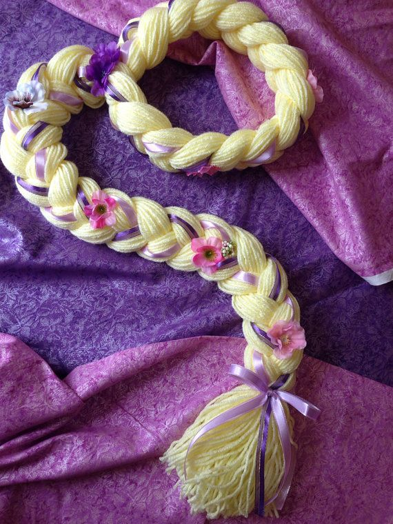 Hey, I found this really awesome Etsy listing at https://www.etsy.com/listing/165094143/disney-princess-braid-rapunzel-inspired