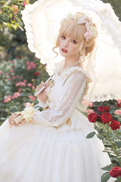 Wunder 【【芙蕾雅】】 Lolita 一般 一般 三天 內  – princess fantasy