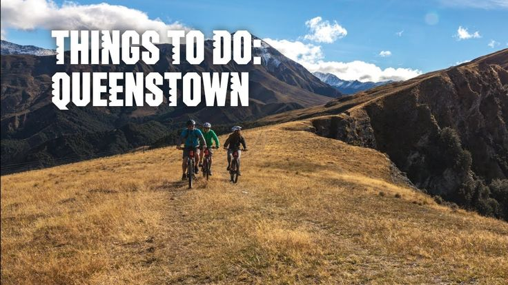 Things to do – Queenstown, New Zealand