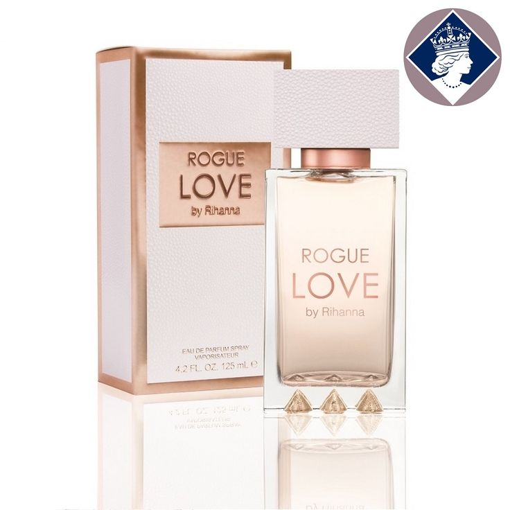 Rihanna Rogue Love 125ml Eau De Parfum Spray EDP Perfume Fragrance for Women NEW