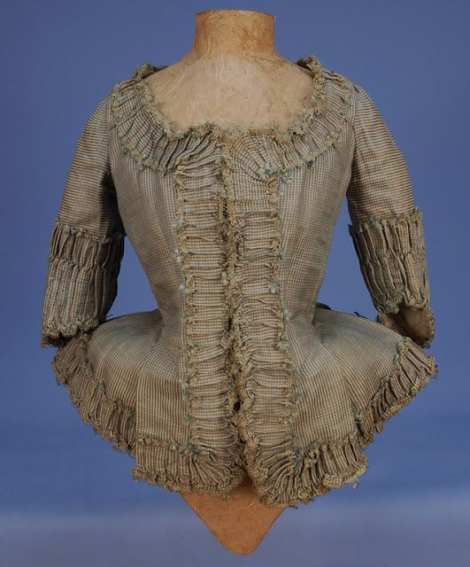 Isis' Wardrobe: Ladies and gentlemen in plaid in the 18th century