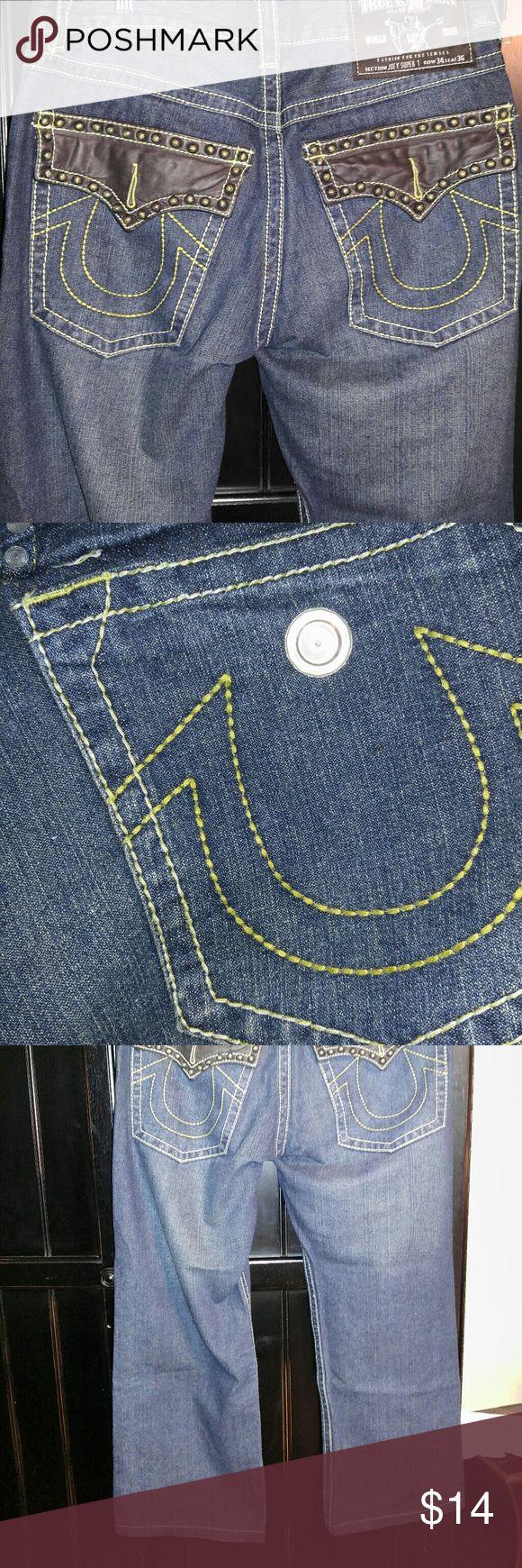 True Religion Mens Jeans Outlet