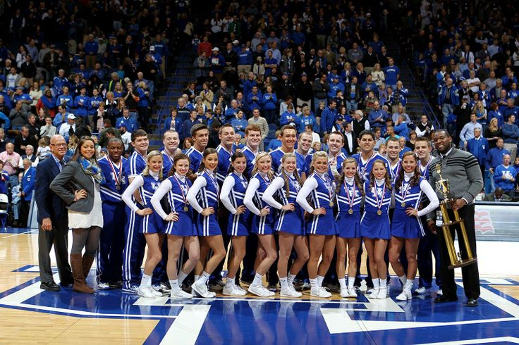 Kentucky Basketball Wildcats Have Found Their Groove: Your University Of Kentucky Cheerleading Was Recognized