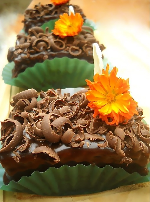 Torta panqueque chocolate raw!
