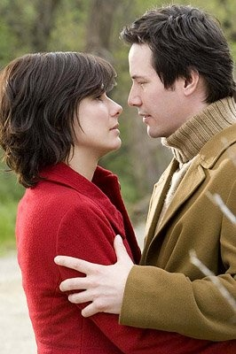 Sandra Bullock and Keanu Reeves - The Lake House