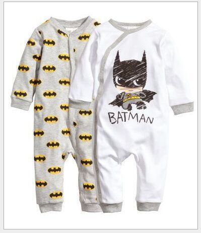infant clothing-Batman pajamas for boys