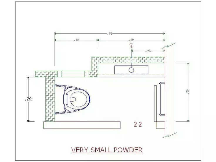 Captivating Outstanding Small Powder Room Floor Plans 800 X 600 · 169 KB · Jpeg Part 10